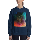 She was the heir of ash and fire... Heir of Fire (Throne of Glass Series) Quote Unisex Sweatshirt