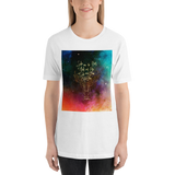She was the heir of ash and fire... Heir of Fire (Throne of Glass Series) Quote Unisex Short Sleeved Shirt - LitLifeCo.