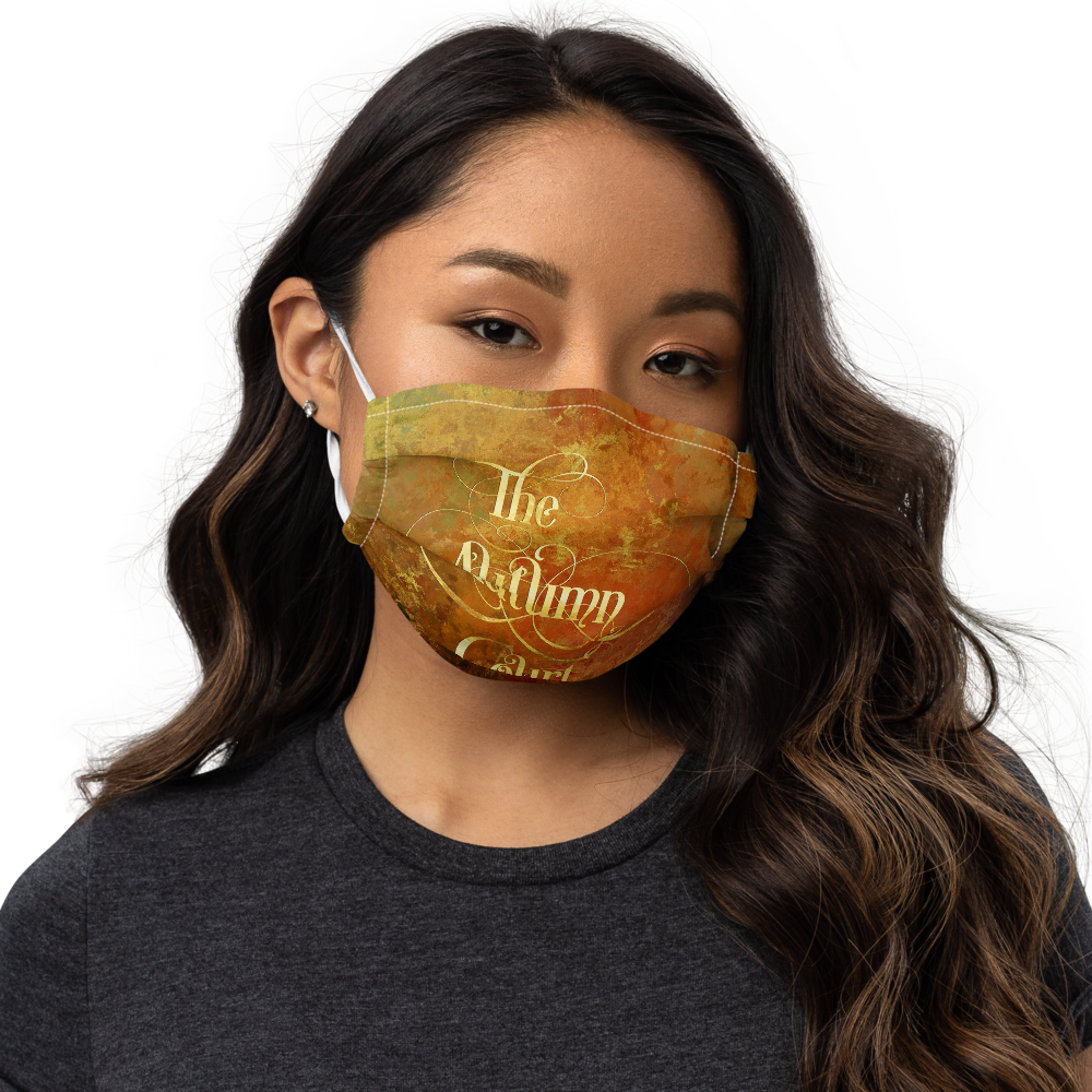 The Autumn Court Premium Face Mask