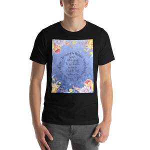 The Oath of the Parabatai Unisex Short Sleeved Shirt - LitLifeCo.