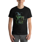 The Spring Court Unisex Short Sleeved Shirt - LitLifeCo.