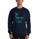 The Summer Court Unisex Sweatshirt - LitLifeCo.