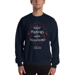 The finest of pleasures... The Night Circus Quote Unisex Sweatshirt - LitLifeCo.