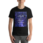 The world will be saved... Throne of Glass Quote Unisex Short Sleeved Shirt - LitLifeCo.