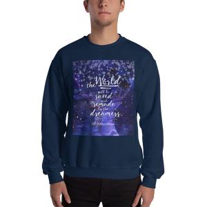 The world will be saved... Throne of Glass Quote Unisex Sweatshirt - LitLifeCo.