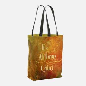 The Autumn Court Tote Bag - LitLifeCo.