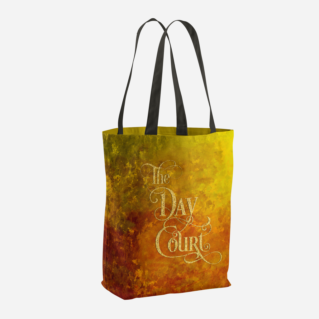 The Day Court Tote Bag - LitLifeCo.