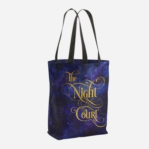 The Night Court Tote Bag - LitLifeCo.