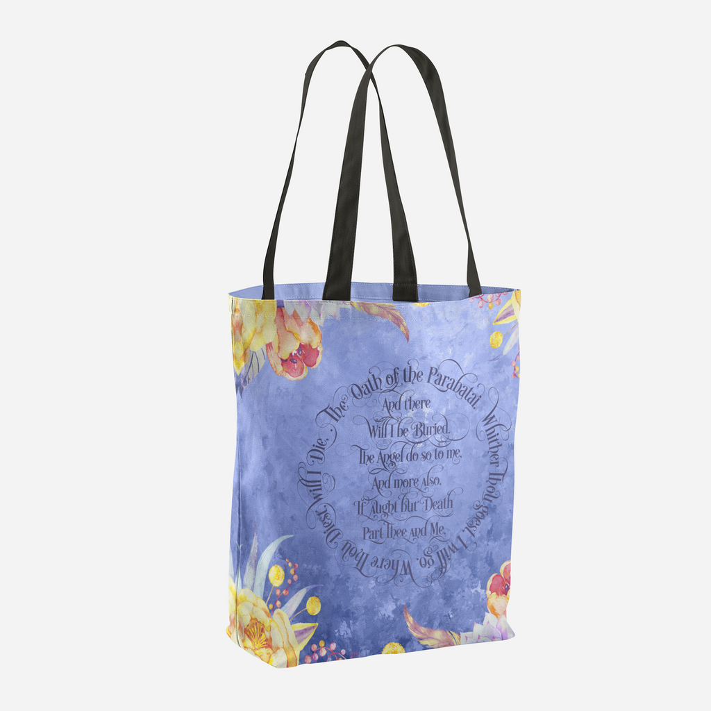 The Oath of the Parabatai Tote Bag - LitLifeCo.