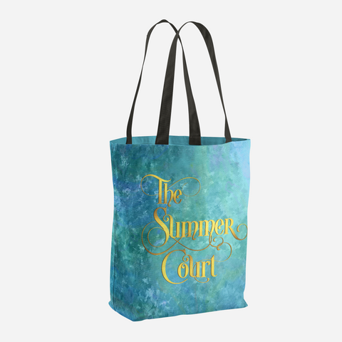 The Summer Court Tote Bag - LitLifeCo.