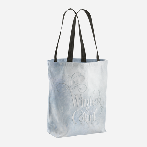 The Winter Court Tote Bag - LitLifeCo.
