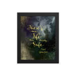 There's more to life... Caraval Art Print - LitLifeCo.