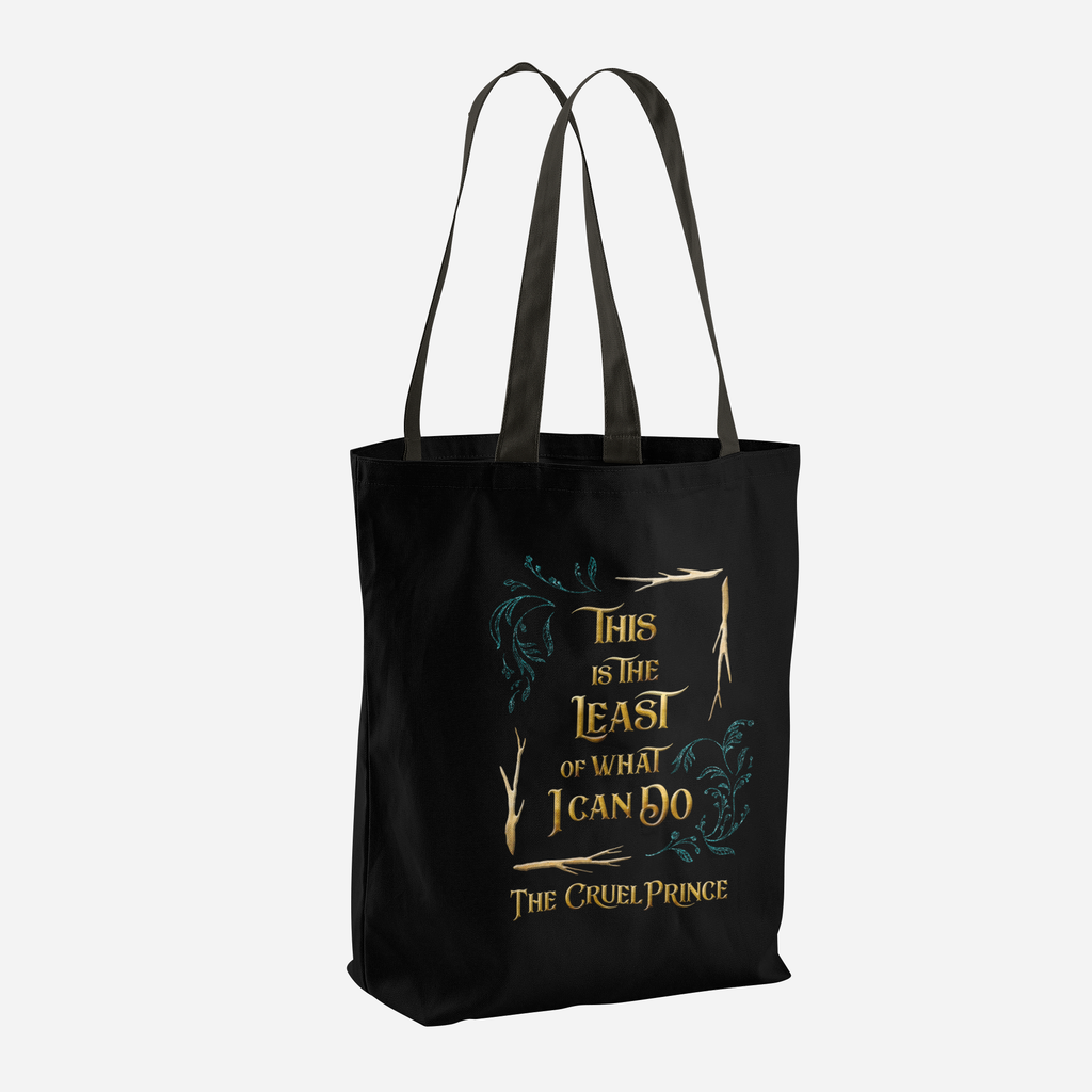 This is the least... Jude Duarte Tote Bag