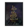 To the stars who listen... Rhysand Art Print - Literary Lifestyle Company