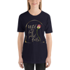 Until the last petal falls. Beauty and the Beast T-Shirt - LitLifeCo.