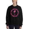 We're all mad here. Alice in Wonderland Unisex Sweatshirt - LitLifeCo.