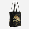 What's the point of all this glorious freedom if we don't enjoy it? Tella Quote Tote Bag - LitLifeCo.