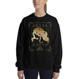 What's the point of all this glorious freedom... Tella Quote Unisex Sweatshirt