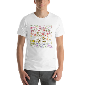 You are all the colors... All The Bright Places T-Shirt - LitLifeCo.