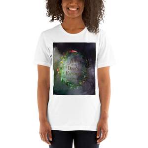 You are my dearest punishment. Cardan Quote Unisex Short Sleeved Shirt - LitLifeCo.