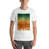 You deserve to be alive. Ignite Me Quote Unisex Short Sleeved Shirt