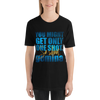 You might get only one shot... Gemina Quote Unisex Short Sleeved Shirt - LitLifeCo.