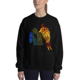 Your soul sings to mine... Daughter of Smoke and Bone Quote Unisex Sweatshirt - LitLifeCo.