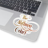 The Autumn Court Sticker - LitLifeCo.