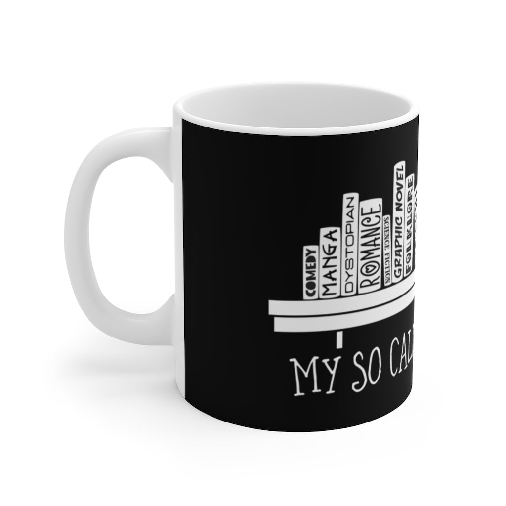 My So Called Shelf Life Mug - LitLifeCo.