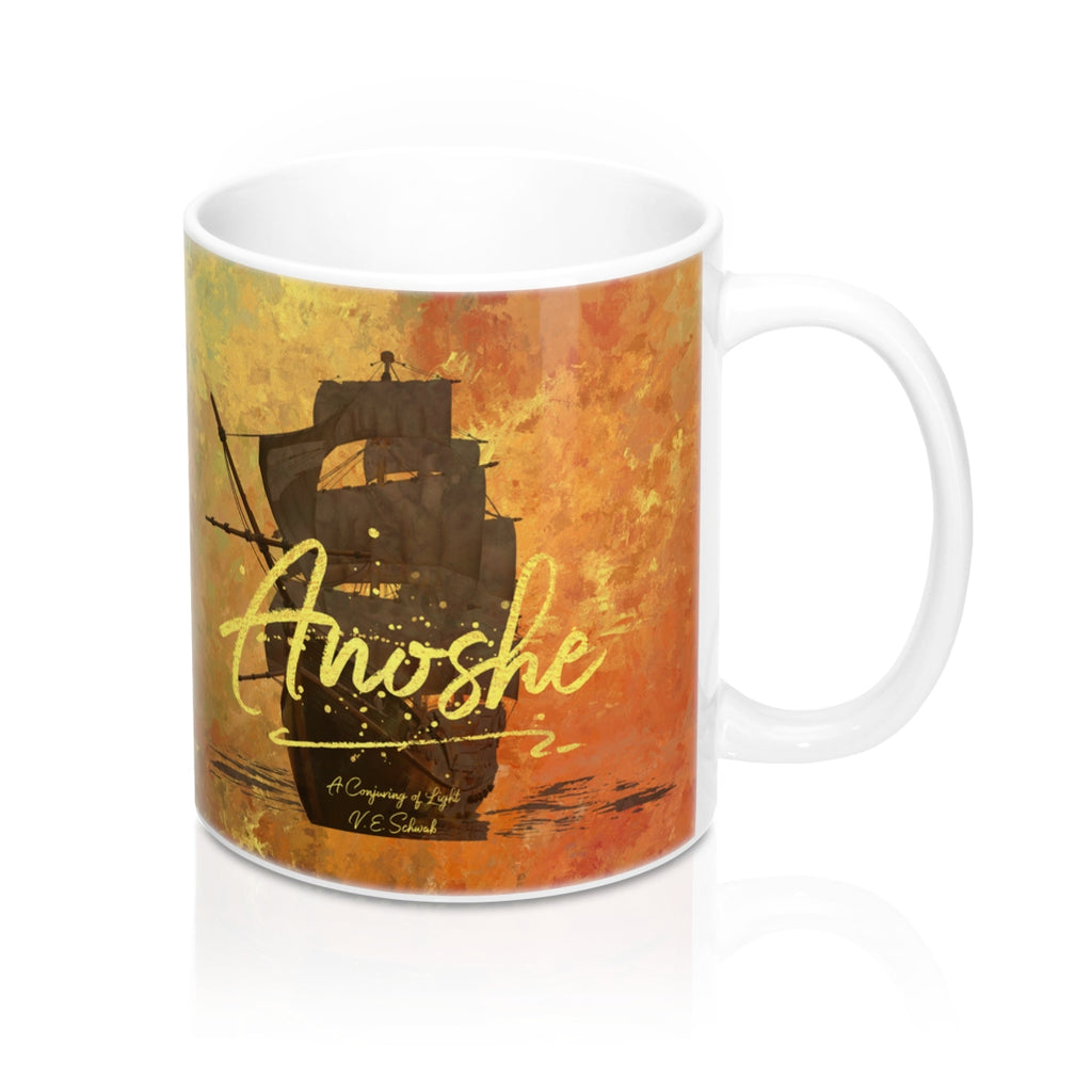 Anoshe. A Conjuring of Light (ACOL) Mug - LitLifeCo.