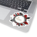 As Travars. For those who dream... A Darker Shade of Magic Quote Sticker - LitLifeCo.