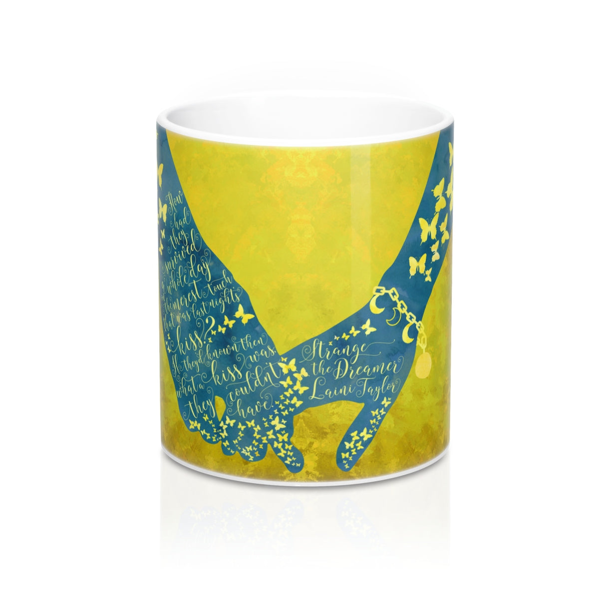 How had they survived... Strange the Dreamer Quote Mug - LitLifeCo.