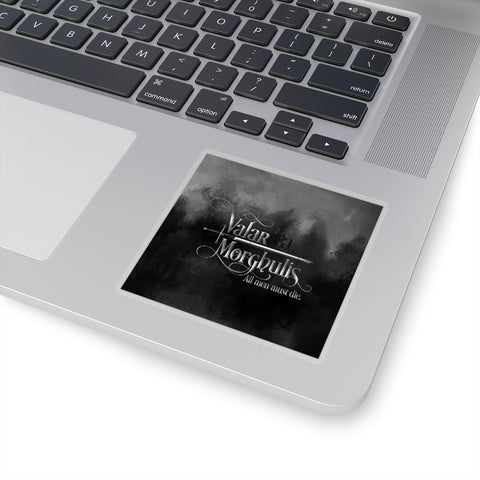 Valar Morghulis. Game of Thrones (A Song of Ice and Fire Series) Quote Sticker - LitLifeCo.