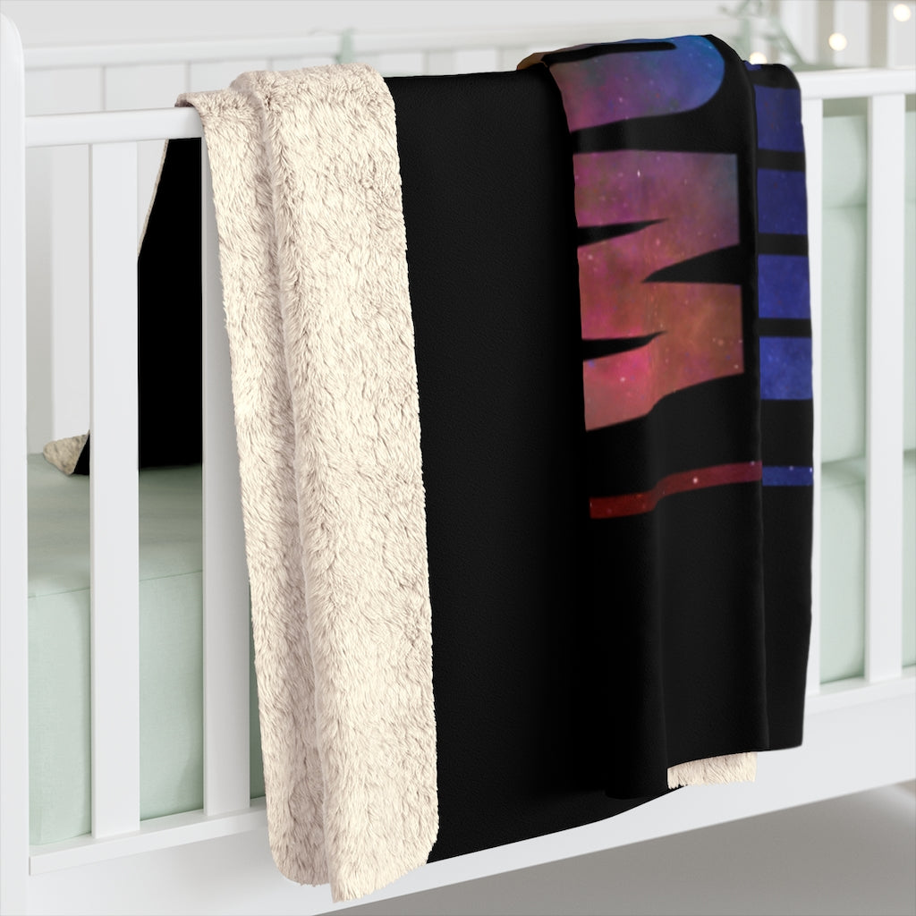 Live a life... Obsidio Throw Blanket