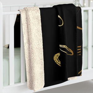 Come back yesterday. Caraval Throw Blanket