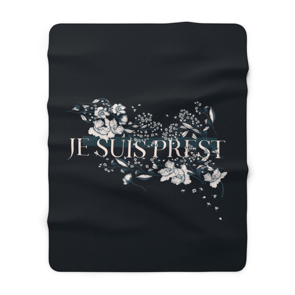 JE SUIS PREST Outlander Throw Blanket