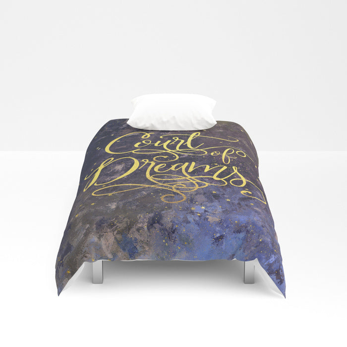 Court of Dreams. A Court of Wings and Ruin (ACOWAR) Duvet Cover - LitLifeCo.