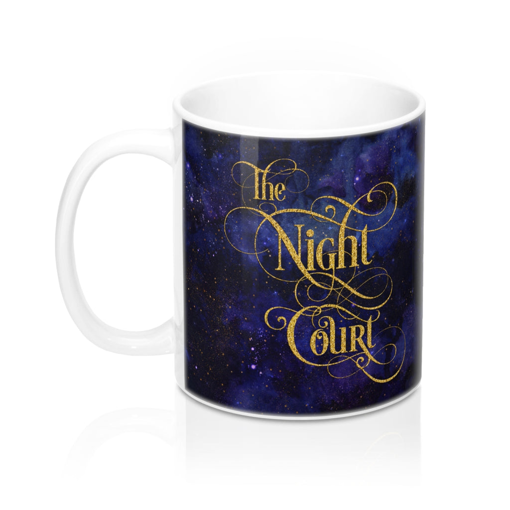 The Night Court Mug - LitLifeCo.