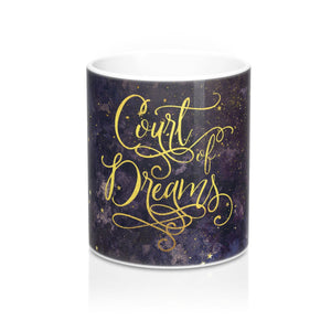 Court of Dreams. A Court of Wings and Ruin (ACOWAR) Quote Mug - LitLifeCo.