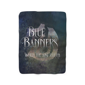 BLUE BANNERS Shadowhunter Children's Rhyme Throw Blanket