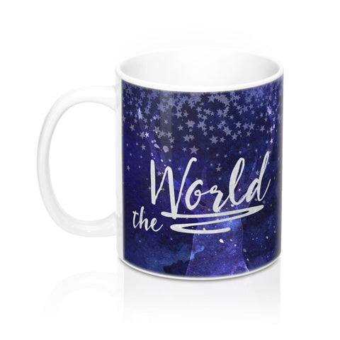 The world will be saved... Empire of Storms Quote (Throne of Glass) Mug - LitLifeCo.