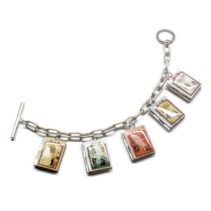 The Belgariad Series Book Bracelet - LitLifeCo.