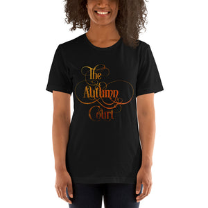 The Autumn Court Unisex Short Sleeved Shirt - LitLifeCo.