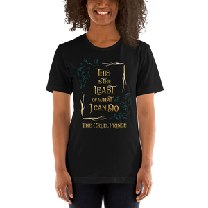 This is the least... Jude Duarte T-Shirt
