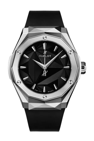 Hublot Classic Fusion Black Dial Watch 550.NS.1800.RX.ORL19
