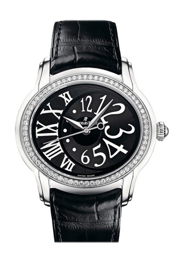 Audemars Piguet Millenary Automatic Womens Watch 77301St.zz.d002Cr.01