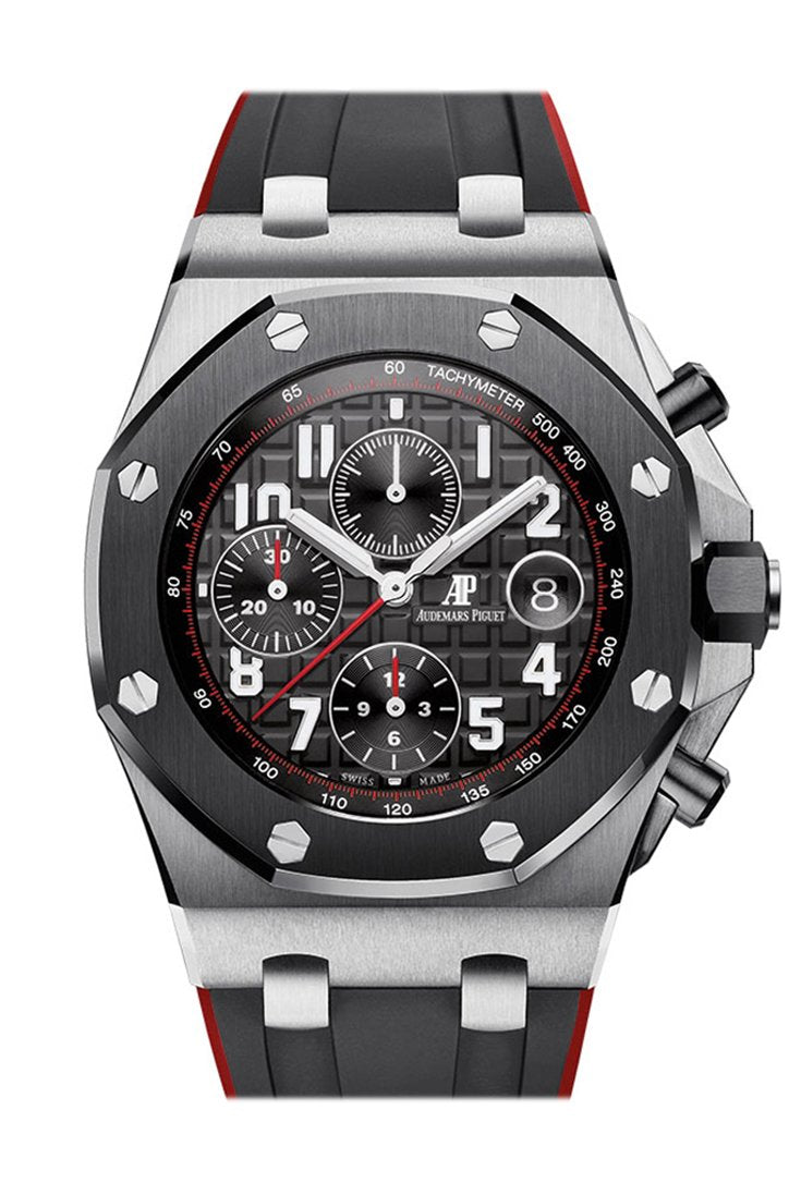 Audemars Piguet Royal Oak Offshore Chronograph Mens Watch 26470So.oo.a002Ca.01