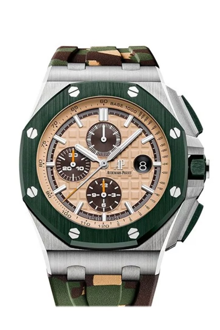 Audemars Piguet Royal Oak Offshore Chronograph Automatic Mens Watch 26400So.oo.a054Ca.01