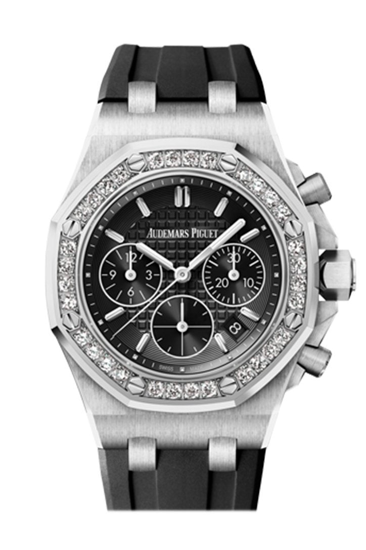 Audemars Piguet Royal Oak Offshore Chronograph 37Mm Ladies Watch 26231St.zz.d002Ca.01