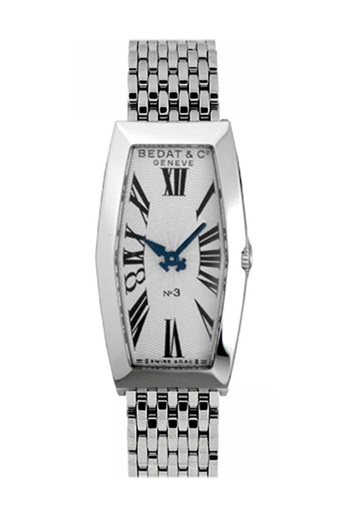 Bedat No. 3 Steel Ladies Watch 386.011.600